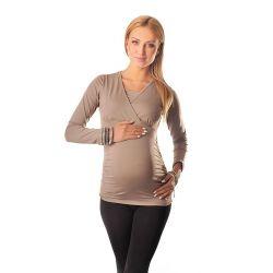 Top-manches-longues-grossesse-et-allaitement-cappuccino