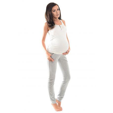 Pantalon-de-grossesse-style-jogging-gris