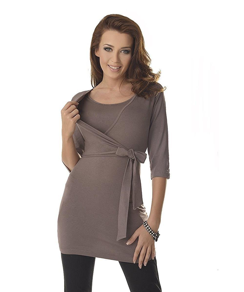 Haut de grossesse et allaitement ceinture sous poitrine - Dressing ... 546d90f19bb