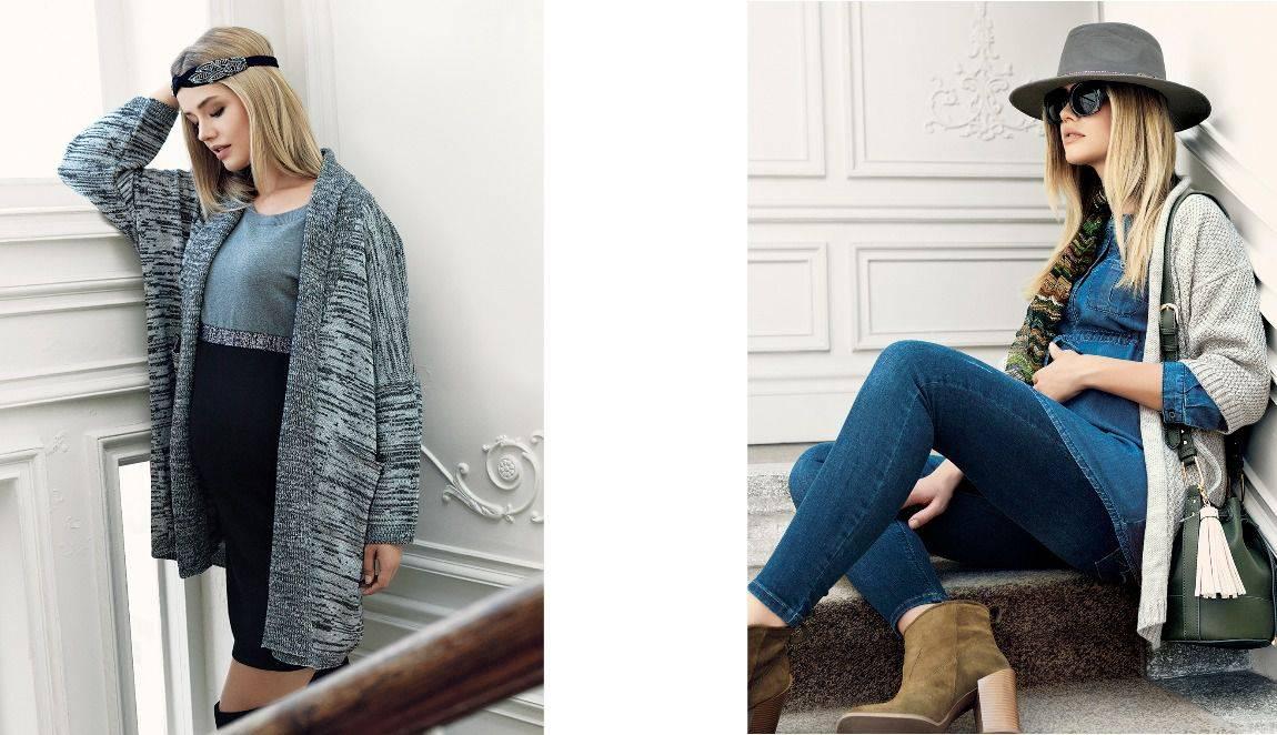 Dressing Maternity-vêtements-grossesse-hiver
