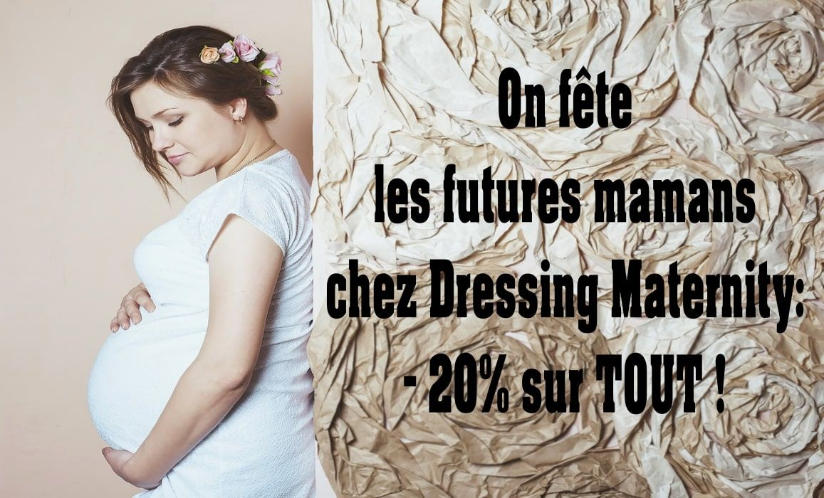 Dressing Maternity-fête-futures-mamans