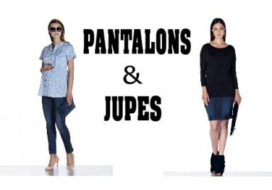 PANTALONS & JUPES DE GROSSESSE